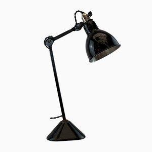Vintage Model 205 Table Lamp by Bernard-Albin Gras for Ravel Clamart, 1920s
