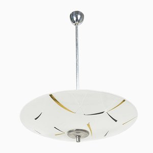 Small Ceiling Lamp by Josef Hurka for Napako, 1960s