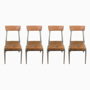 Side Chairs from Stella, 1970s, Set of 4