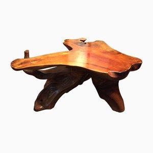 Tavolo da pranzo vintage in legno