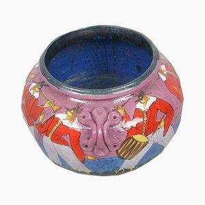 Vase Vintage en Céramique de Fratelli Taccini, 1990s