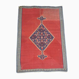 Antique Middle Eastern Kilim Rug