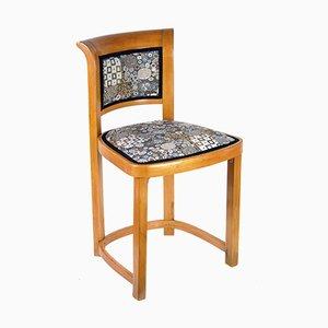 Sedia da pranzo nr. 698 antica di Thonet, anni '10