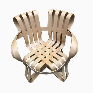 Vintage Lounge Chair by Frank Gerhy for Knoll Inc. / Knoll International, 1990s