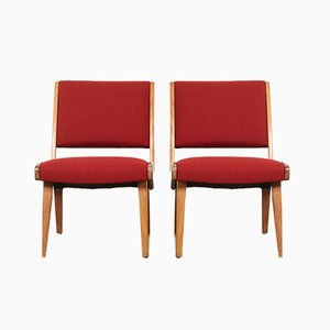 Vintage Model Vostra Easy Chairs by Jens Risom for Walter Knoll/Wilhelm Knoll, Set of 2