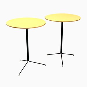 Model T44 Coffee Tables by Osvaldo Borsani for Tecno, 1957, Set of 2