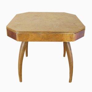 Table de Jeux Modèle H-278 par Jindřich Halabala pour United Applied Arts, 1950s