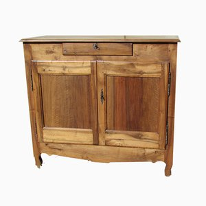 Antique Walnut Buffet, 1900s