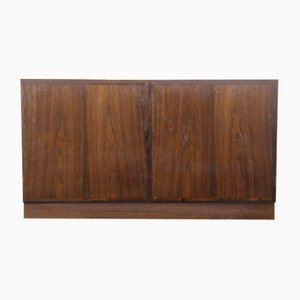 Mid-Century Danish Rosewood and Teak Sideboard by Omann Jun for Omann Jun, 1960s
