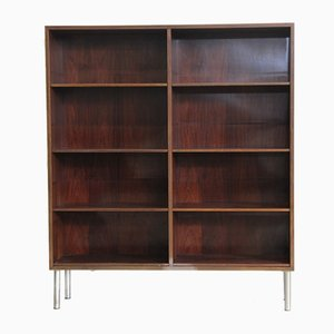 Rosewood Shelves from Omann Jun, 1960s, Set of 2