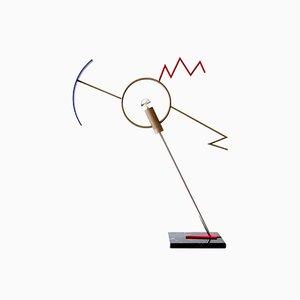 Skulpturale spanische Tischlampe von Javier Mariscal für BD Ediciones De Diseño Editions, 1980er