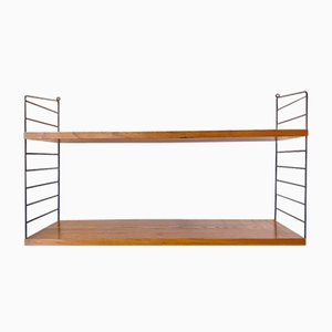 Mid-Century Shelf by Kajsa & Nils ''Nisse'' Strinning
