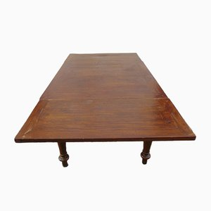 Vintage Rustic Dining Table, 1930s