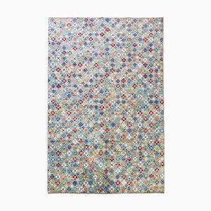 Blauer afghanischer Baluch Teppich, 1980er