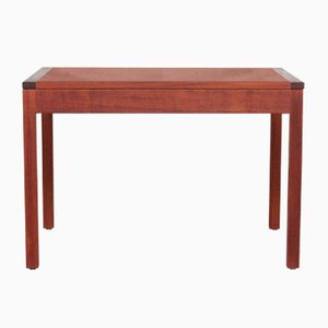 Danish Mahogany Model 5361 Coffee Table by Børge Mogensen for Fredericia, 1980s