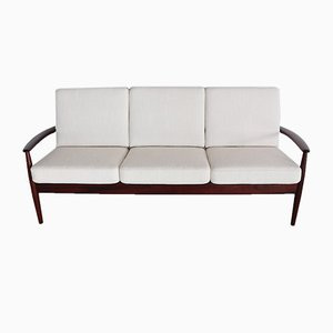 Danish Rosewood Sofa by Grete Jalk for France & Søn / France & Daverkosen, 1960s