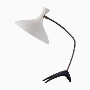 German Crowfoot Table Lamp from Cosack, 1950s