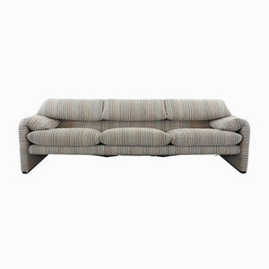 3-Seat Sofa by Vico Magistretti for Cassina, 2000s