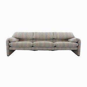3-Sitzer Sofa von Vico Magistretti für Cassina, 2000er