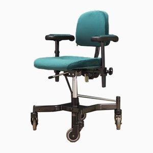 Dänischer Vintage Armlehnstuhl von RVS Euroflex