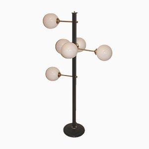 Moderne Stehlampe, 1970er