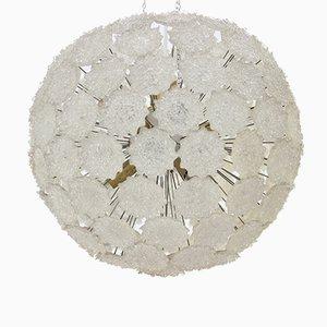 Lámpara de araña Dandelion, años 60