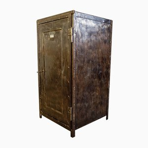 Metal Cabinet Locker from Otto Kind, 1920s