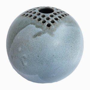 Glazed Ceramic Vase by Bucci, 1970s