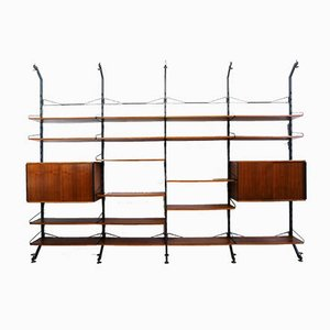 Wall Unit by Ico Parisi for MIM Roma, 1958