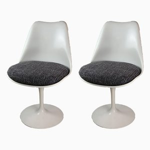 Chaises Pivotantes Mid-Century par Eero Saarinen pour Knoll Inc. / Knoll International, Set de 2