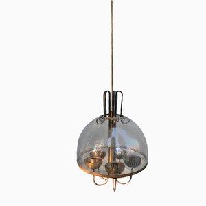 Lámpara de techo Art Déco, años 30