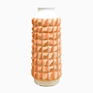 Mid-Century Porcelain Vase from Weiss, Kühnert & Co