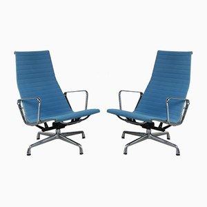 EA124 Stuhl von Charles & Ray Eames für Vitra, 2000er