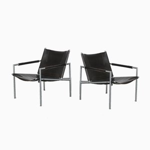 Lounge Chairs by Martin Visser for t Spectrum, 1960s, Set of 2