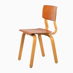 Dutch Plywood Childrens Chair, 1960s