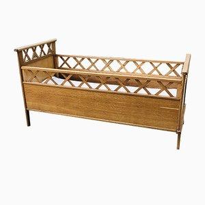 Mid-Century Children's Crib