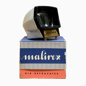 Malirex Dia Betrachter von Heinrich Malinski Leipzig, 1974