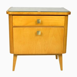 German Modernist Nightstand, 1960s