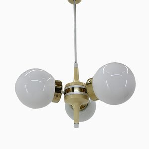 Chandelier from Elektroinstala, 1970s