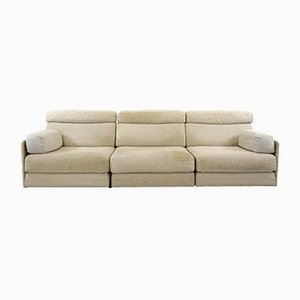 Vintage DS-76 Modular Sofa & Convertible Daybed by de Sede