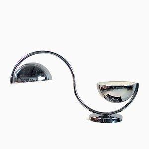 Lámpara de mesa de Pierre Folie para Charpentier, años 70