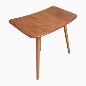 Mid-Century Elm Dining Table by Lucian Ercolani for Ercol
