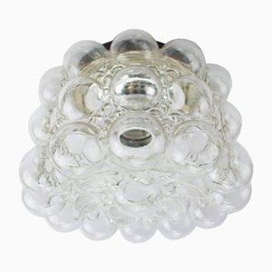Wandlampe aus Sideglas von Helena Tynell für Limburg, 1960er