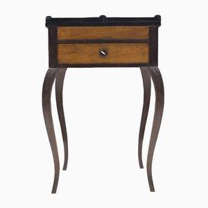Mesa de costura estilo Louis XV antigua