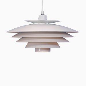 Lámpara de techo danesa de Form Light, años 70