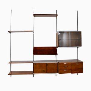 Mid-Century Wall Unit by George Nelson for Mobilier International