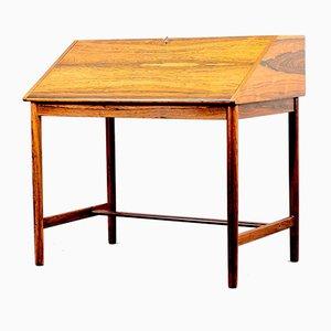 Mid-Century Rosewood Desk by Torbjørn Afdal