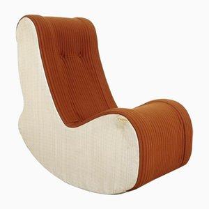 Rocking-chair, années 70