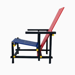 Antique Lounge Chair by Gerrit Rietveld for Cassina