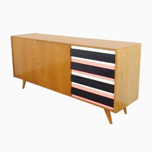 Sideboard aus Holz von Jiří Jiroutek für Interier Praha, 1960er